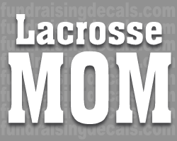 lacrosse mom decals